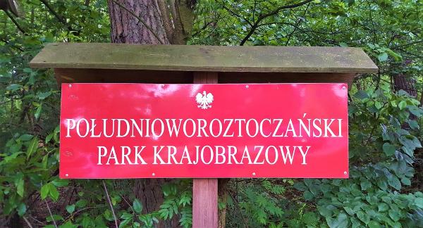 Parki narodowe, krajobrazowe i rezerwaty przyrody na Roztoczu